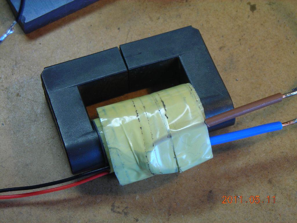 High-voltage trigger and capacitor dumper