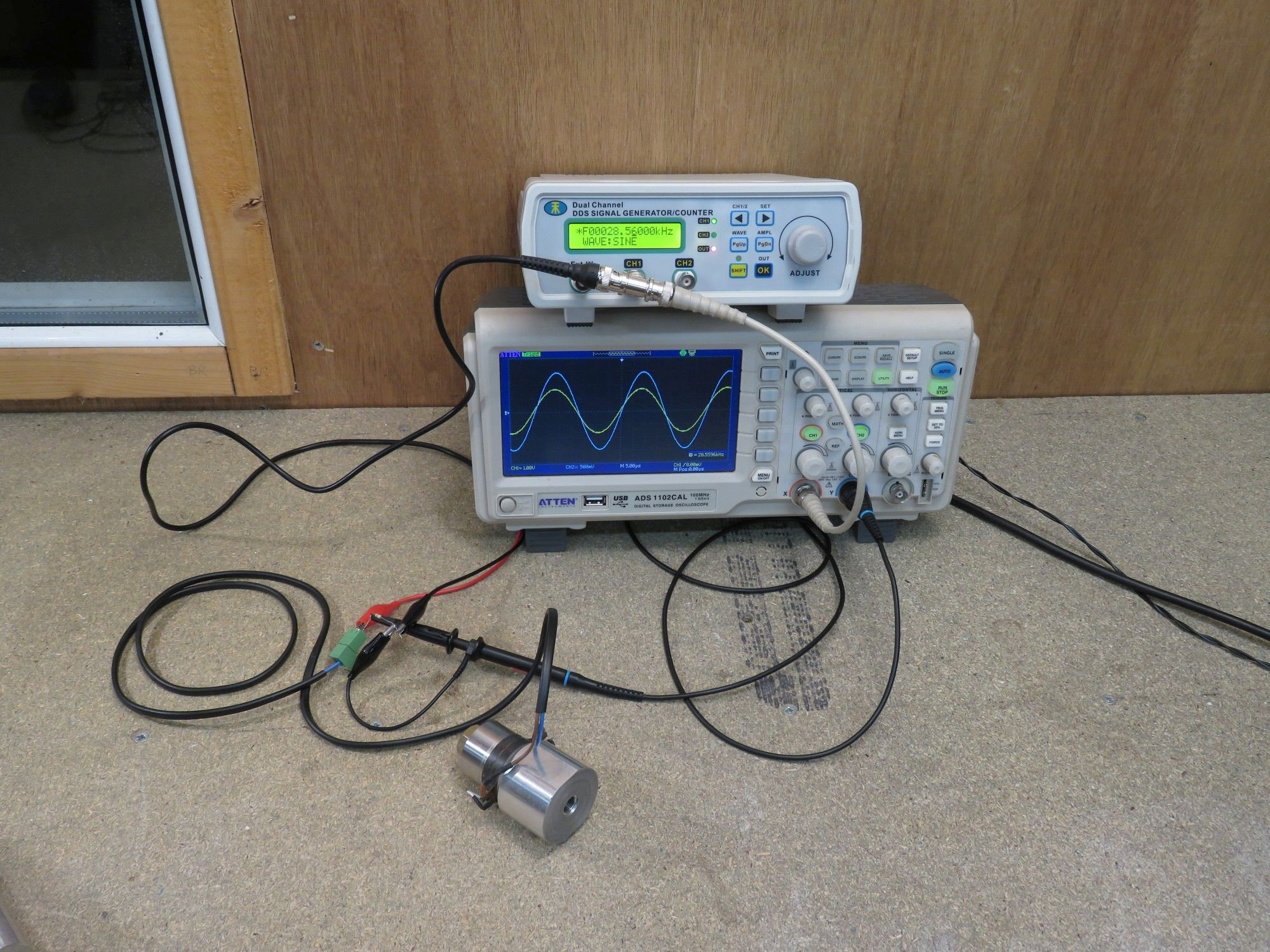 Power Ultrasonic Driver Circuitprojectscomultrasonic Oscillations Which An Error Occurred