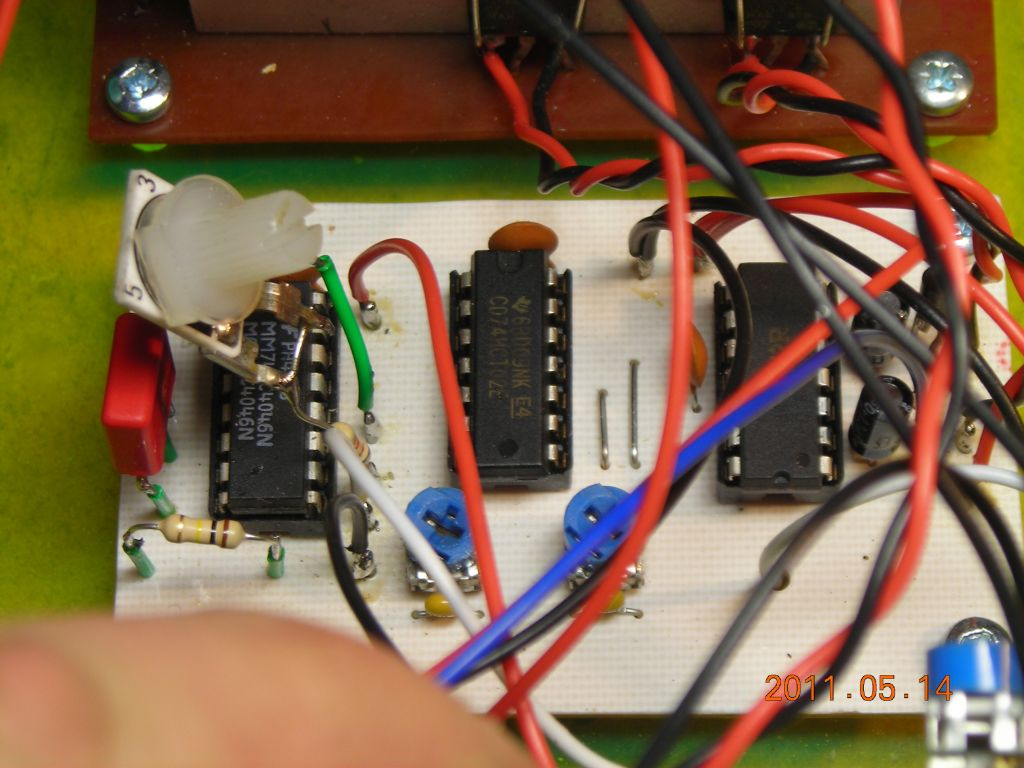 Power Ultrasonic Driver Circuit Medium 40khz Ultrasound Transducer Circuits Oscillator Gate Pcb