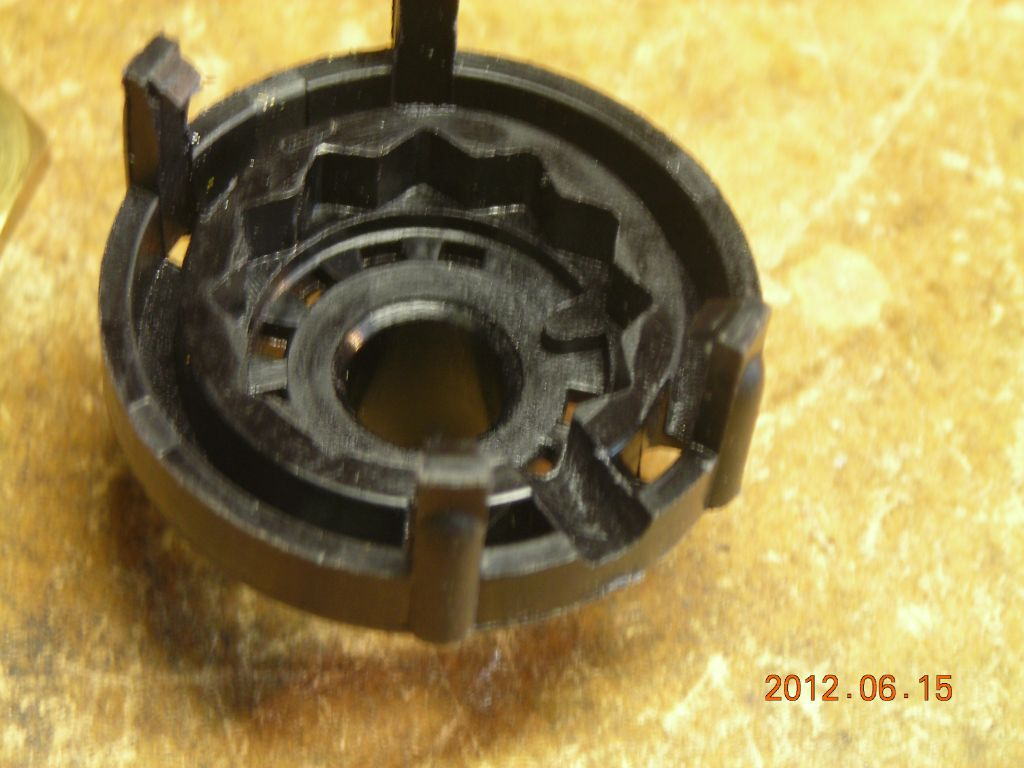 Modifying A Rotary Switch 4 Way Selector