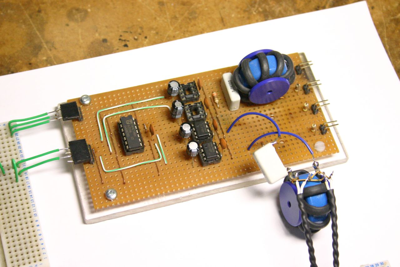 Gate Drive Transformer Testing What Is A Electronic Circuit Overall View