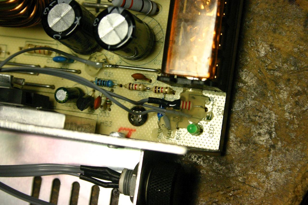 Modifying A Chinese Power Supply To Provide Variable Voltage Pc Smps Hacking Circuit Wiring Diagrams New Feedback Divider Connections