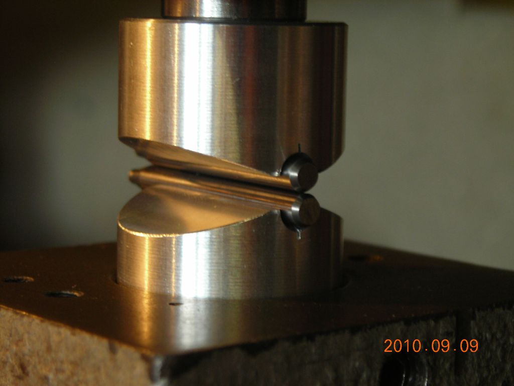 Copper Pinch Off Tool